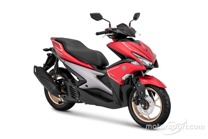 Aerox 155 S-Version Matte Red
