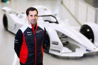 Neel Jani, pilote officiel Porsche en Formule E