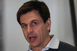 Тото Вольф, Mercedes AMG F1 W08 совладелец и исполнительный директор