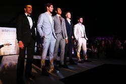 Marc Gene, Ferrari, Antonio Giovinazzi, Sean Gelael, Sergey Sirotkin, Renault Sport F1 Team Test Driver