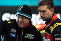 Adam De Borre, Rod Nash Racing Ford, Chaz Mostert, Rod Nash Racing Ford.