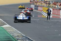 #31 Vaillante Rebellion Racing Oreca 07 Gibson: Julien Canal, Bruno Senna, Nicolas Prost