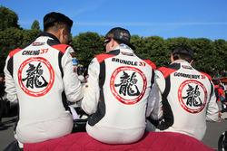 David Cheng, Alex Brundle, Tristan Gommendy, DC Racing