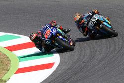 Маверик Виньялес, Yamaha Factory Racing, и Тито Рабат, Estrella Galicia 0,0 Marc VDS