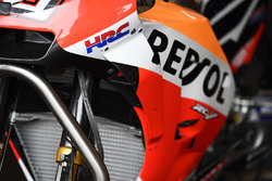 Обтекатель мотоцикла Марка Маркеса, Repsol Honda Team
