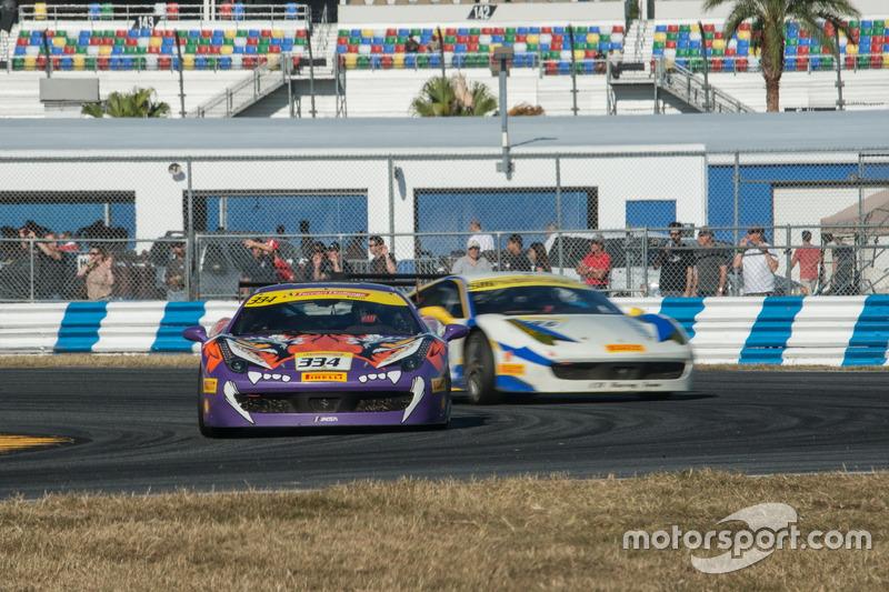 Michael Watt, Ferrari of Atlanta