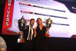 2016 Pro-AM Cup Drivers, Giacomo Piccini, 2nd place, Morgan Moullin Traffort, 3rd place