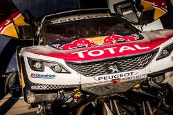В расположении команды Peugeot Sport