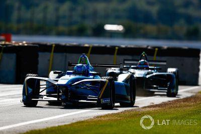 Valencia October testing
