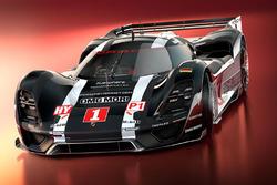 Präsentation: Porsche Concept 908/04
