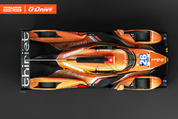 G-Drive Racing, ORECA 07 Gibson