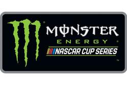 Logo Monster Energy NASCAR Cup Series
