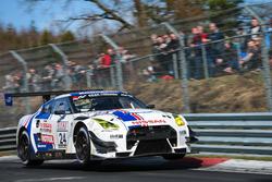 Tom Coronel, Erik Johansson, Florian Strauss, Nissan Nissan GT-R Nismo GT3