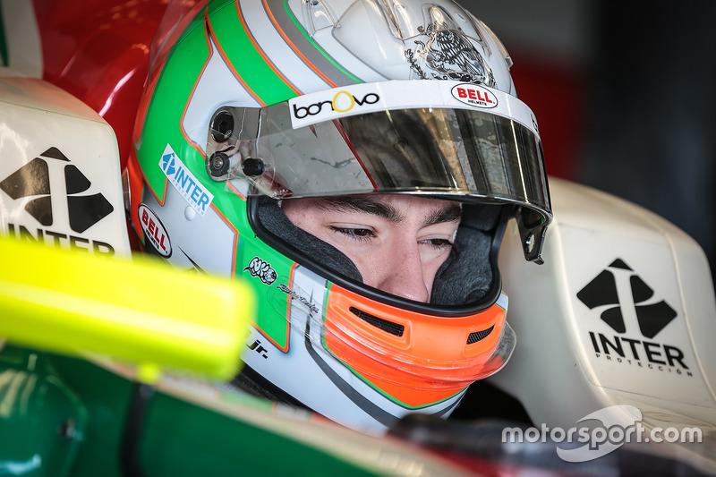 Alfonso Celis Jr (Fortec Motorsports)