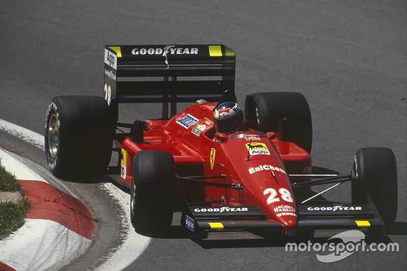 1988: Ferrari F187/88C