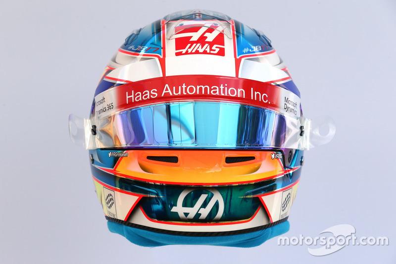 Formel 1 Die Helme der Formel-1-Fahrer 2017