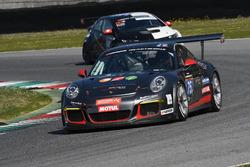 #75 IDEC SPORT RACING, Porsche 991 Cup: David Abramczyk, Stephane Adler, Romain Vozniak