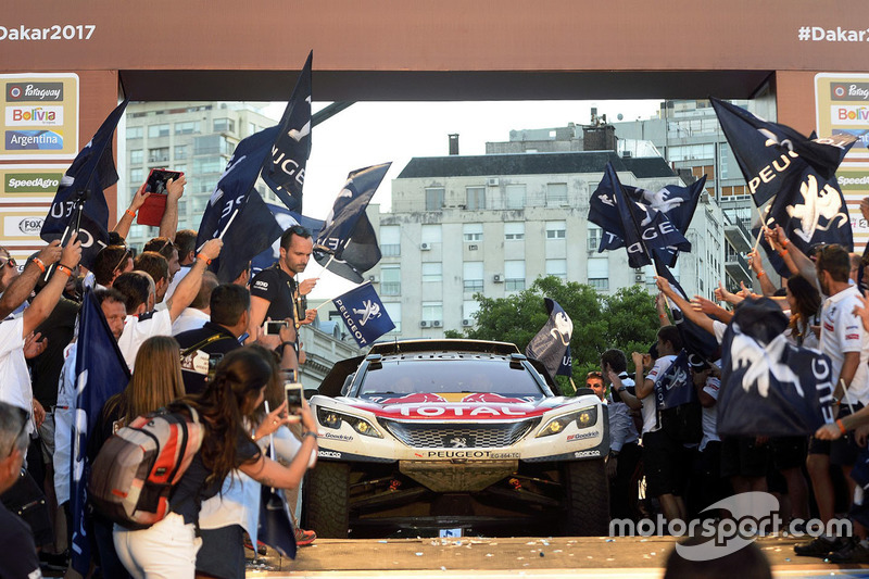 Peugeot Sport celebra