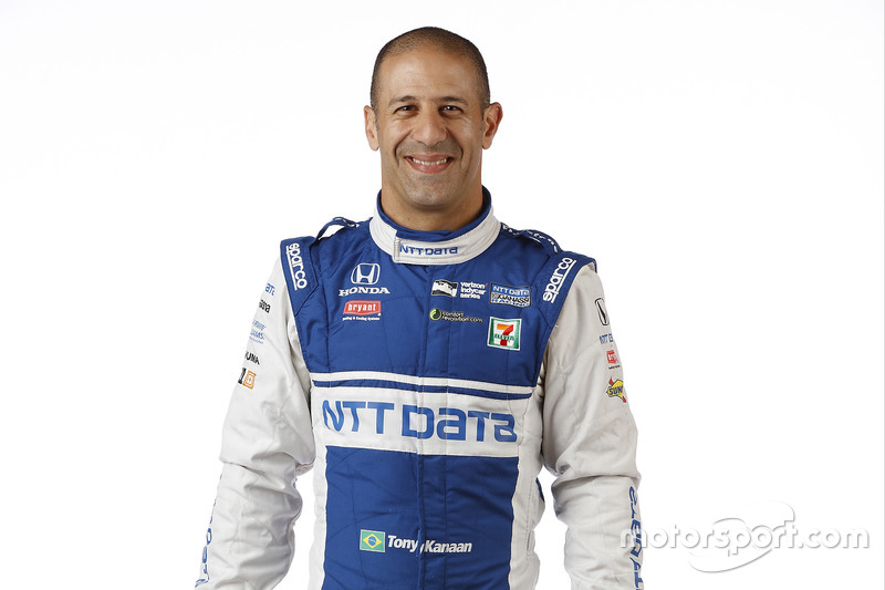 #10 Tony Kanaan, Chip Ganassi Racing Teams / Honda