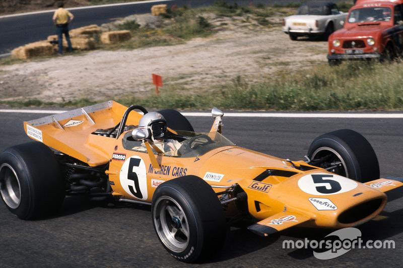 مكلارين فورد أم7سي: 1969-1971