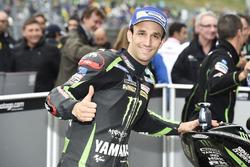 Il poleman Johann Zarco, Monster Yamaha Tech 3