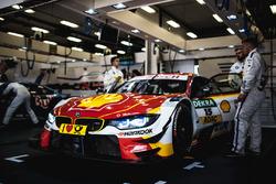 Coche de Augusto Farfus, BMW Team RMG, BMW M4 DTM