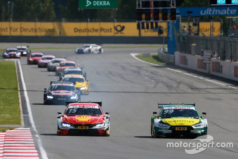 Майкр Роккенфеллер, Audi Sport Team Phoenix, Audi RS 5 DTM, Аугусто Фарфус, BMW Team RMG, BMW M4 DTM