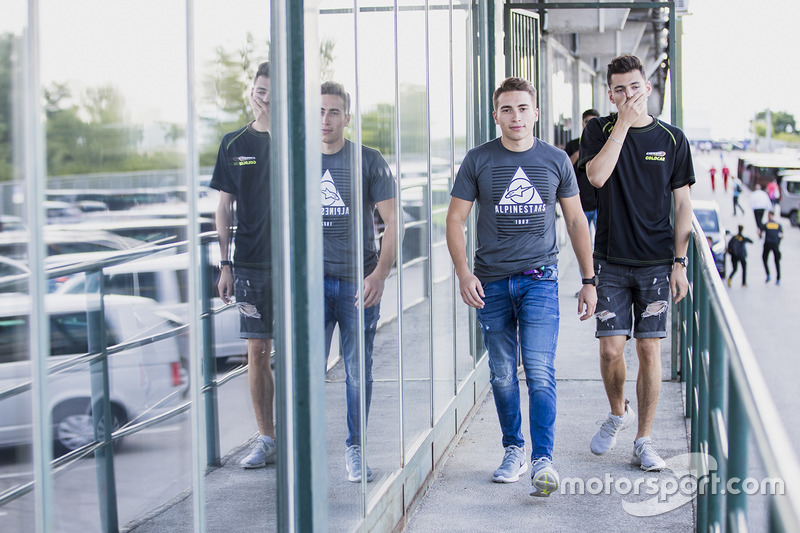 Marcos Siebert, Campos Racing, Julien Falchero, Campos Racing