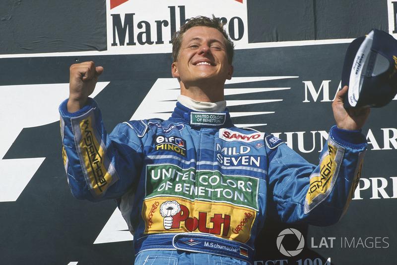 1994 Macaristan GP, Benetton B194
