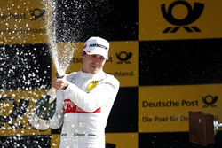 Podium: Robert Wickens, Mercedes-AMG Team HWA, Mercedes-AMG C63 DTM