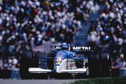 Ukyo Katayama, Tyrrell 023