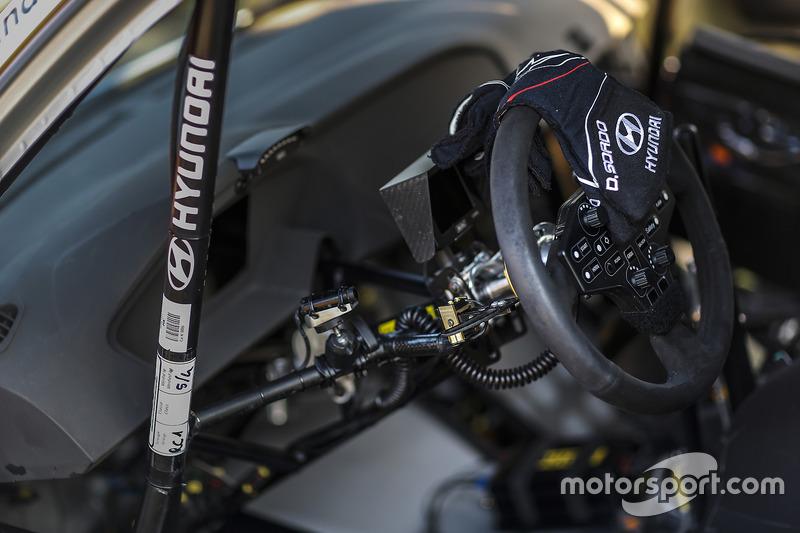 Hyundai Motorsport Hyundai i20 WRC, detail