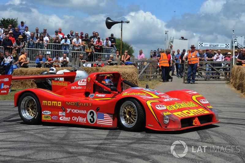 Николя Минассян, Ferrari 333SP