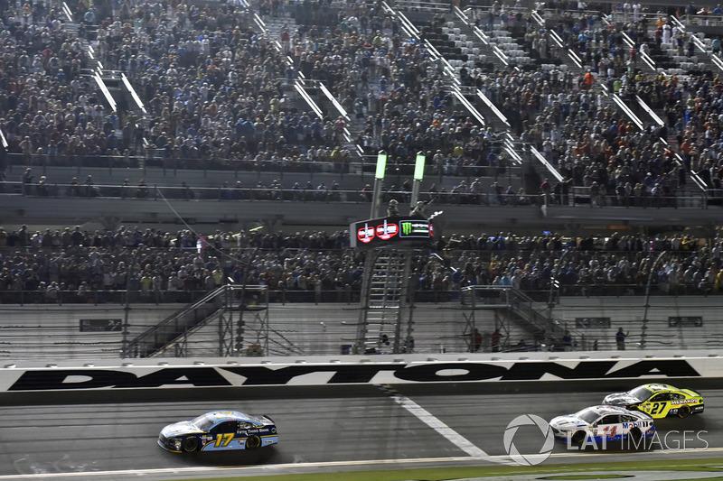 Sieg für Ricky Stenhouse Jr., Roush Fenway Racing Ford