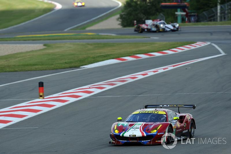 5. LMGTE-Pro: #71 AF Corse, Ferrari 488 GTE
