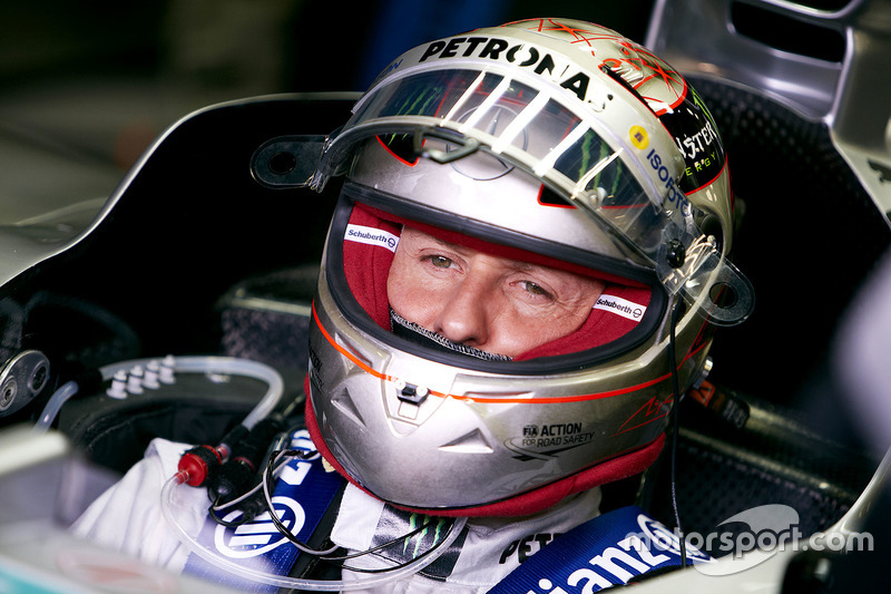 2012: última aparición en Spa-Francorchamps