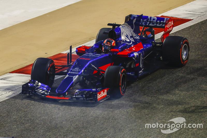 12. Даниил Квят, Toro Rosso