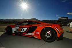#60 DPO McLaren 650S GT3: Nathan Morcom