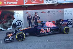 Ливрея Toro Rosso STR11