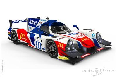 Anuncio Greaves Motorsport