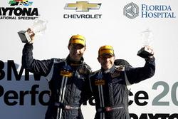 Переможець - #15 Multimatic Motorsports Mustang Boss 302R: Біллі Джонсон, Скотт Махвелл