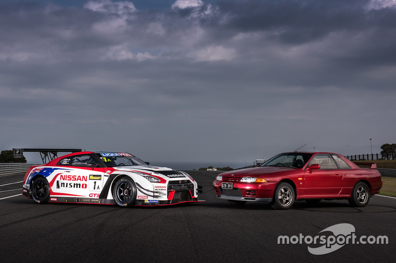 Nissan Motorsport ліврея презентація
