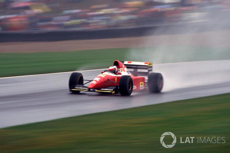 Gerhard Berger, Ferrari