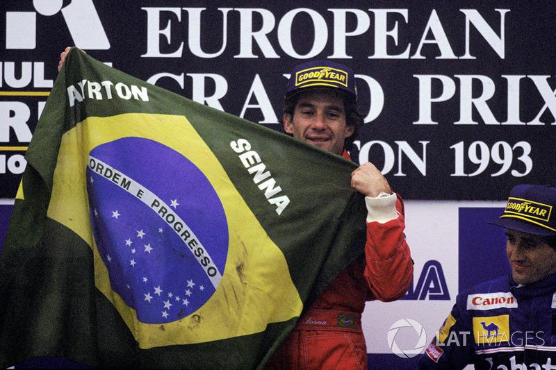 1 – GP da Europa de 1993