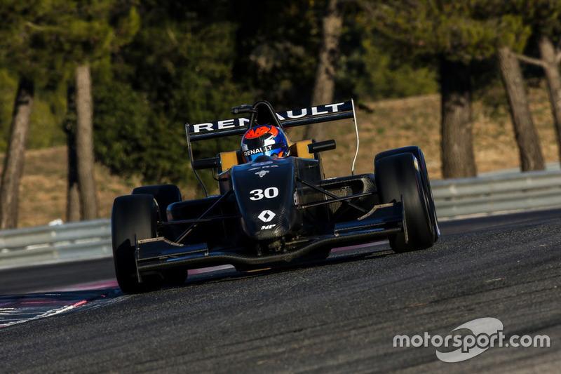 Lundgaard MP Motorsport, anuncio