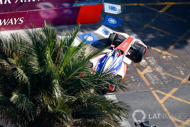 Nick Heidfeld, Mahindra Racing