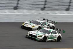 #33 Riley Motorsports Mercedes AMG GT3: Джероен Блейкемолен, Бен Кітінг, Адам Христодулу, Luca Stolz