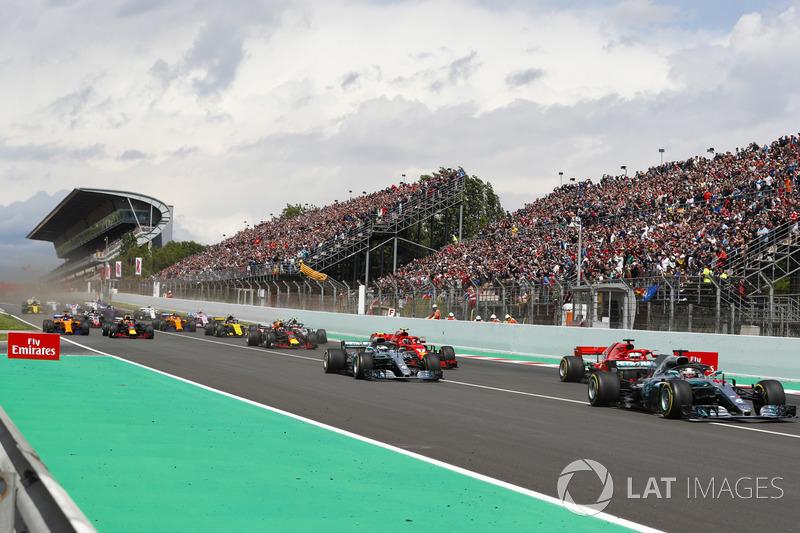 5. GP Spanyol (10-12 Mei)