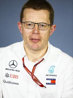 Andy Cowell, director ejecutivo de Mercedes AMG HPP