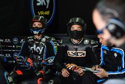 Франческо Баньяя, Sky Racing Team VR46, Лука Маріні, Sky Racing Team VR46